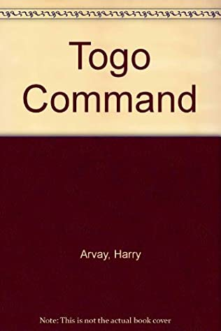 book cover of Togo Command