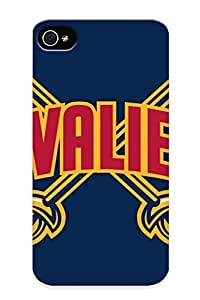 Cleveland Cavaliers Nba Basketball (40) Case Compatible With Iphone 4/4s/ Hot Protection Case(best Gift Choice For Lovers)