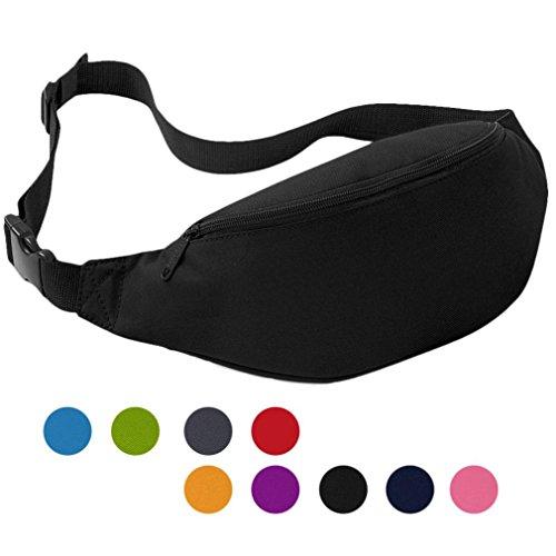 Coolster Outdoor Sport Running Taille Tasche Radfahren Taille Gürtel Tasche -PP