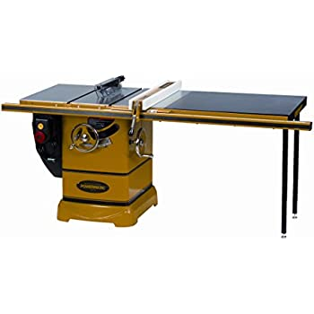 Powermatic pm1000 1791001k table saw 50 inch fence power table powermatic 1792000k model pm 2000 3 horsepower cabinet saw with 50 inch accu fence 2 cast iron extension wings table board and legs 230 volt 1 phase keyboard keysfo Images