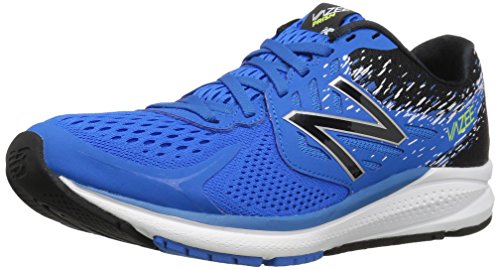 New Balance Men's Vazee Prism V2 Running Shoe, Electric Blue/White, 10.5 D US