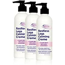Restless Legs Calming Creme - Buy 3 and Save! Plus!