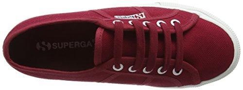 Superga 2790 Acotw - Zapatillas adultos unisex, Rojo (104 Scarlet), 36