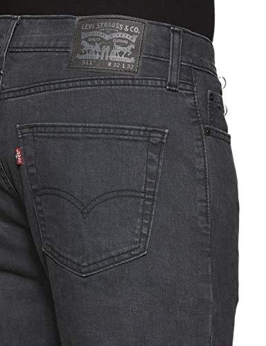 Levi's Men's (511) Slim Fit Stretchable Jeans 2021 July Care Instructions: Machine Wash Fit Type: Slim Stretchable Jeans