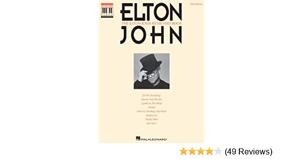 The Elton John Keyboard Book Knowledge Representation Learning