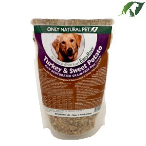 Only Natural Pet EasyRaw Turkey Trial Size 4 oz