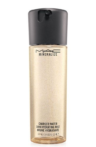 Mineralize Charged Water Skin Hydrating Mist 3.4 Oz, MAC Charged Water By MAC Living Nature, Manuka Honey Gel 50 ml