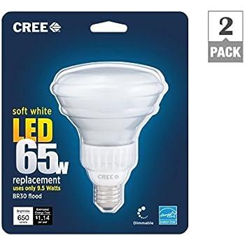 Cree BBR30-06527FLF-12DE26-3U100 Cree 65W Equivalent Soft White (2700K)