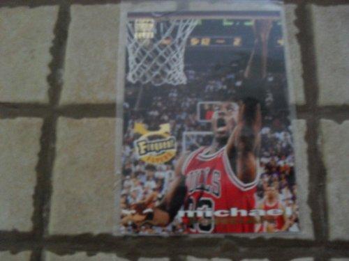 1993/1994 Topps Stadium Club Michael Jordan #181