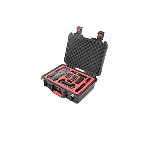 Carring Case Bag, Leewa Polypropylene + Waterproof Hard Shell Suitcase, Storage Box Bag For DJI Mavic Pro Drone by Leewa (Image #3)