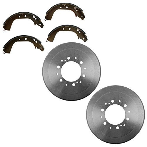 Rear Brake Drum Shoe Kit Set for Toyota 4Runner T100 Tacoma Tundra Pickup