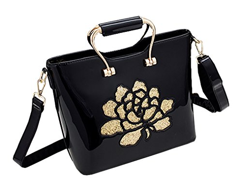 Black A Red rosso Himaleyaz Stb Donna Wine 135 M Borsa Mano PnqawFv