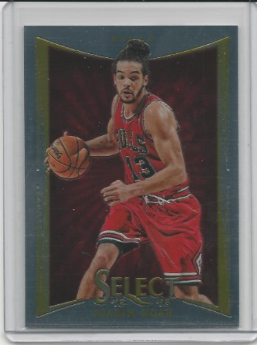 2012-13 Panini Select Basketball Card # 21 Joakim Noah ()