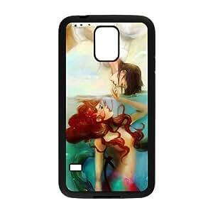 SamSung Galaxy S5 G9006V Little mermaid Phone Back Case DIY Art Print Design Hard Shell Protection JK068540