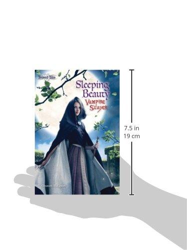 Amazon.com: Sleeping Beauty: Vampire Slayer (Twisted Tales ...