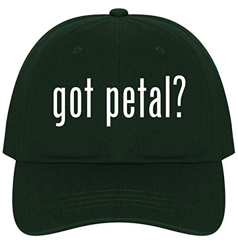 (The Town Butler got Petal? - A Nice Comfortable Adjustable Dad Hat Cap, Forest)