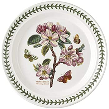 Portmeirion Botanic Garden Dinner Plate (Flowering Almond)
