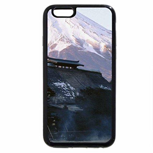 iPhone 6S / iPhone 6 Case (Black) Onsen