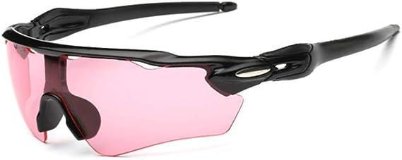 la randonn/ée la conduite Lifet Lunettes de soleil de sport polaris/ées pour homme et femme Protection UV Pour le cyclisme le ski la course /à pied le sport Noir C1