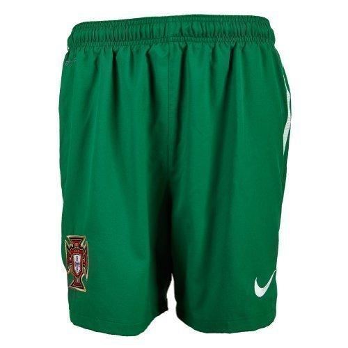 Portugal Heim Short Nike 376897-302, Herren , grün, Gr. S