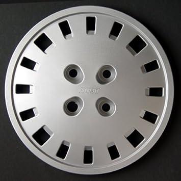 faradios - Kit - Tapacubos 13 pulgadas Fiat Uno Cod. 043.302/13: Amazon.es: Coche y moto