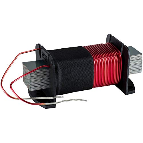 (ERSE 2.5mH 18 AWG I Core Inductor Crossover)