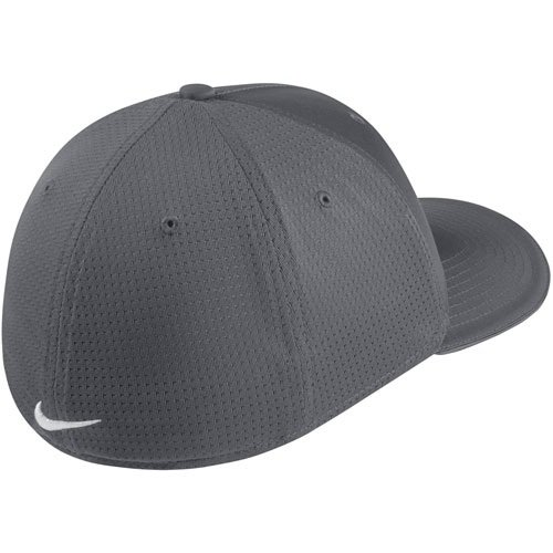 NIKE Unisex Classic 99 Mesh Golf Cap, Dark Grey/Dark Grey/Anthracite/White, Medium/Large