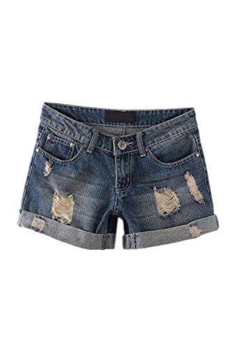 Donna Navy yulinge Small Pantaloncini Navy Pantaloncini yulinge yulinge Donna Small Pantaloncini ZHZS8