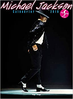 Calendrier mural Michael Jackson 2018 - 1958-2018 60 ans