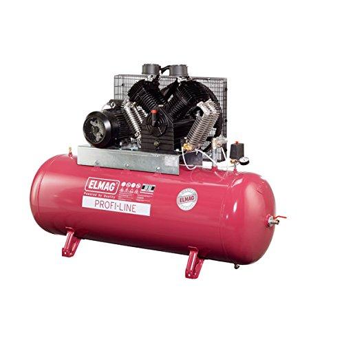 Elmag - Profi-line Euro cool PL 1600/10/270 D - compresor de aire: Amazon.es: Bricolaje y herramientas