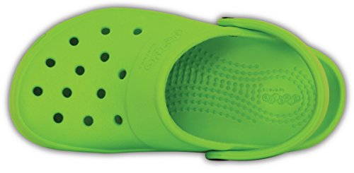 Jibbitz Crocs Presley Clog Kinder Volt Green 28-29