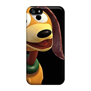 Shockproof Hard Phone Case For Iphone 5/5s (ifb15532bofH) Unique Design Colorful Inside Out Pictures