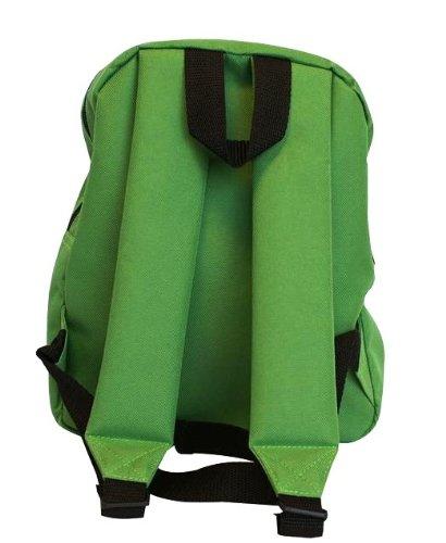 Nintendo Luigi Mini Backpack (Rucksack), grün