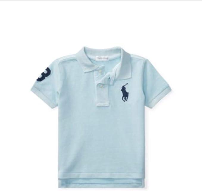 Ralph Lauren - Polo - para bebé niño Azul Azul: Amazon.es: Ropa y ...
