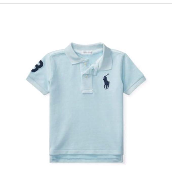 c86716f30 Ralph Lauren Polo - para bebé niño Azul azul  Amazon.es  Ropa y accesorios