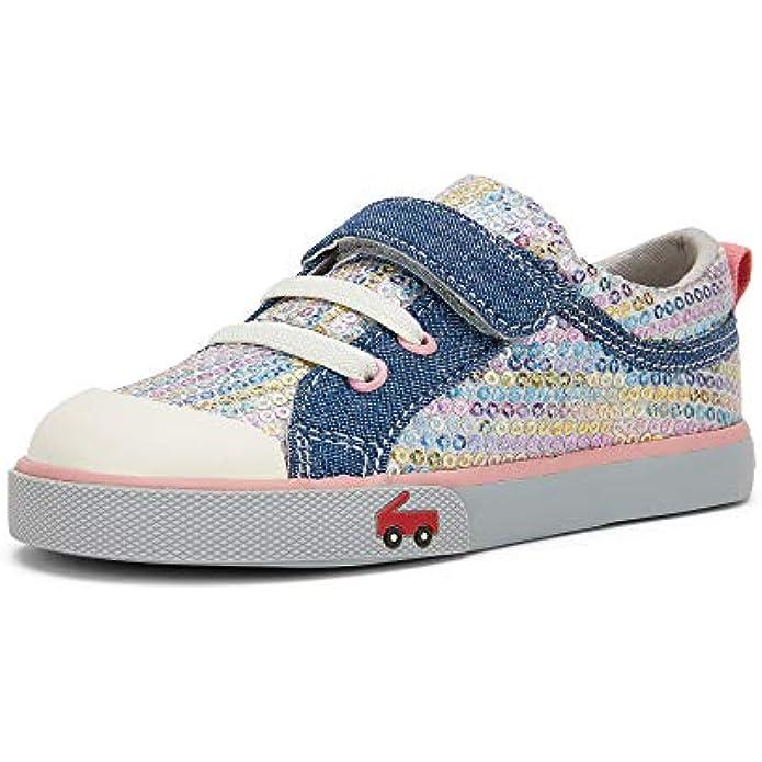 See Kai Run Unisex-Child Kristin Sneaker