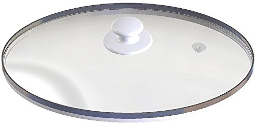 val Glass Lid Crock Pot & Slow Cooker for Rival SCVP609-KLS (Rival Slow Cooker Parts)