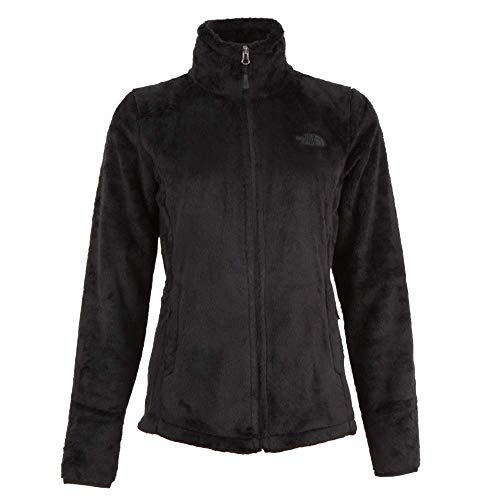The North Face Women's Osito 2 Jacket - TNF Black - XXL