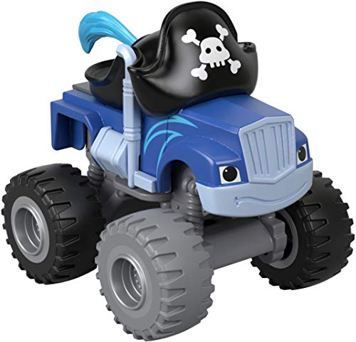 Fisher-Price Nickelodeon Blaze & The Monster Machines, Pirate Crusher from Fisher-Price