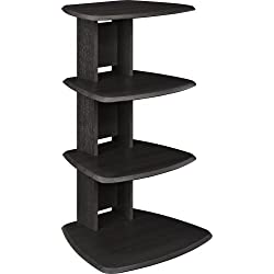 Ameriwood Home Galaxy Audio Stand, Espresso