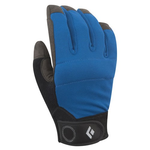 Black Diamond Crag Climbing gloves blue (Size: L)