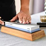 Sharp Pebble Premium Whetstone Knife Sharpening