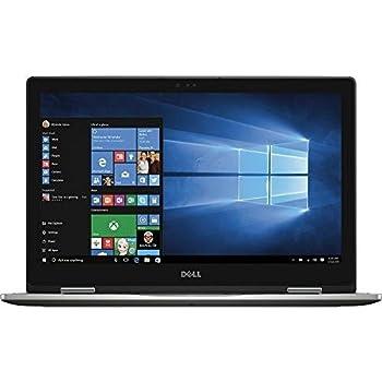 "Dell Premium Inspiron 7000 15.6"" 2-in-1 FHD Touchscreen High Performance Laptop, Latest Intel Core i7-7500U Processor, 12GB DDR4 RAM, 512GB SSD, Backlit Keyboard, HDMI, Bluetooth, 802.11AC, Win 10"