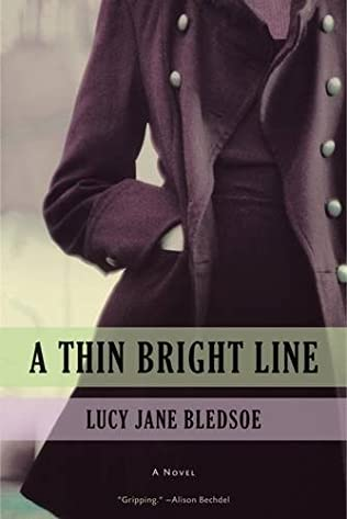 book cover of A Thin Bright Line