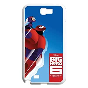 Samsung Galaxy N2 7100 Cell Phone Case White Big Hero 6 Phone Cases Clear Hard XPDSUNTR02011