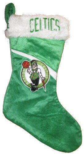 NBA - Forever Collectibles Swoop Logo Stocking, Boston Celtics