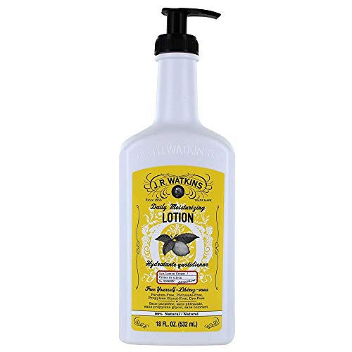 J.R. Watkins Daily Moisturizing Lotion Lemon Cream | 18 fl o