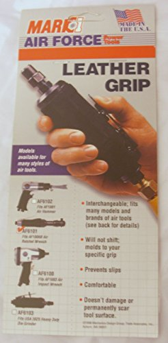 MARK 1 AIR FORCE LEATHER GRIP AF6101 FITS MANY TYPES OF AIR TOOLS - MADE IN USA