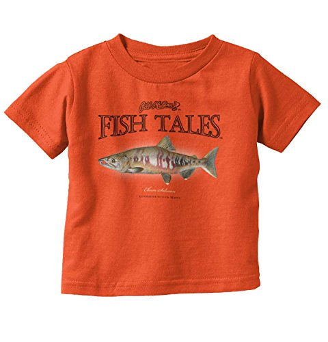 Chum Salmon Fish Sporting Goods Gifts Cool Graphic Fishing Infant Toddler (Fish Chum Salmon)