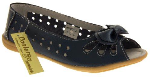 Studio Navy beige blue Footwear blue Bow navy Blu pink berry Ballerine donna black white 7ttfdwq